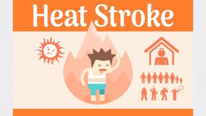 Heat stroke, diarrhoea on the rise