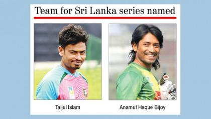 Taijul, Anamul recalled  to Tigers ODI squad