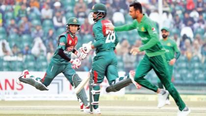 Bangladesh look to avoid  a shameful whitewash