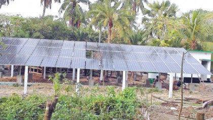 Irrigation with solar power gains popularity