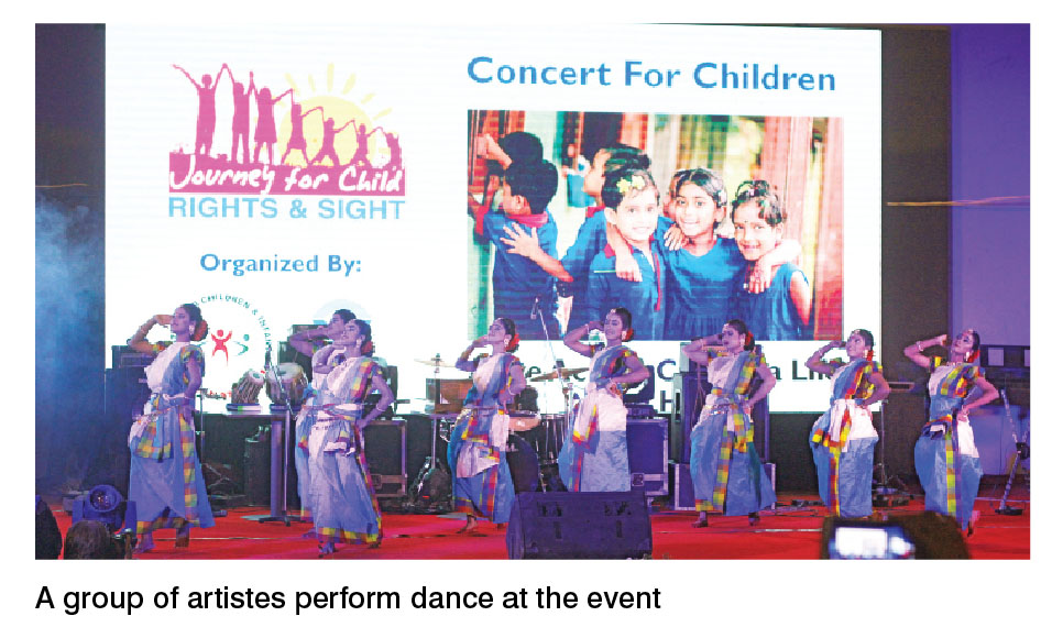 Concert for Children' held in capital | Independent