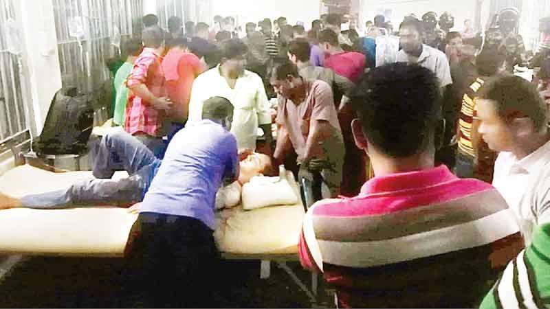 Poll officials among 7 shot dead in CHT