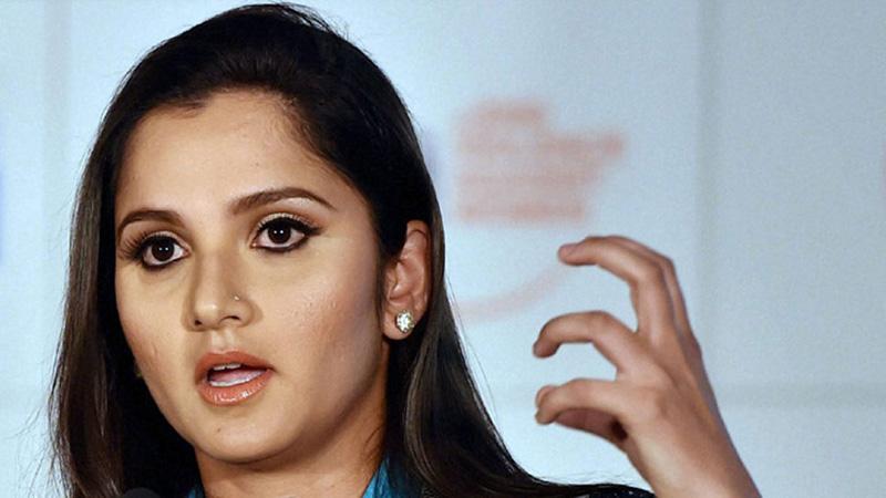 Sania Mirza slams TV ads ahead of India-Pakistan clash