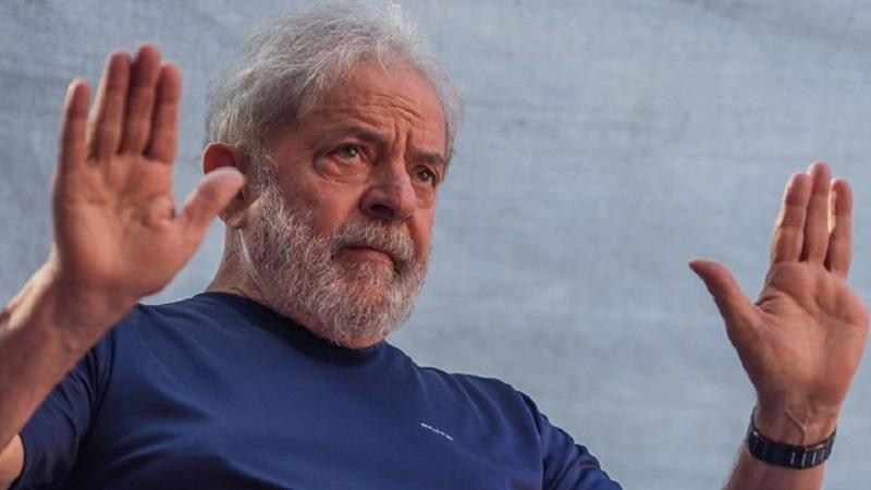 Ex-president Lula da Silva barred from upcoming election