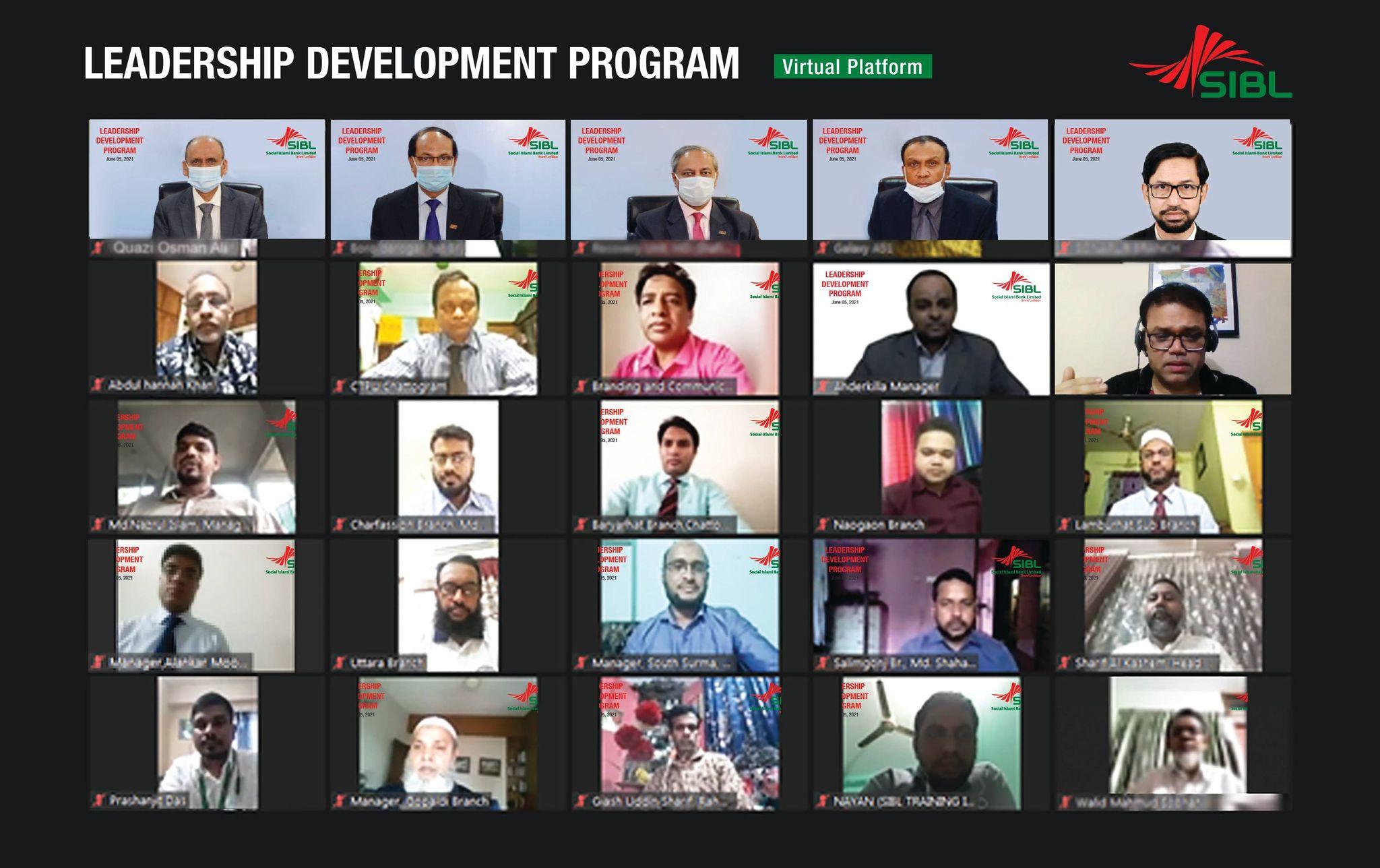 SIBL arranges seminar on leadership development