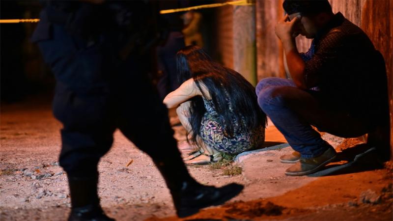 Gunmen kill 13 at Mexican party
