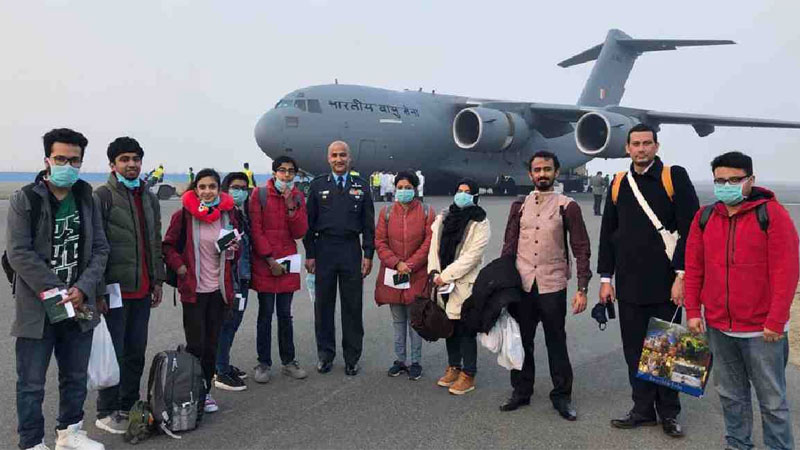 Coronavirus outbreak: 23 Bangladeshis flown to Delhi from Wuhan