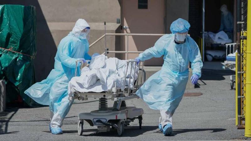 Half a million dead in US, confirming virus's tragic reach