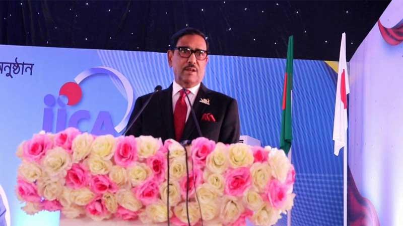 Dr Kamal badmouthing, says Quader