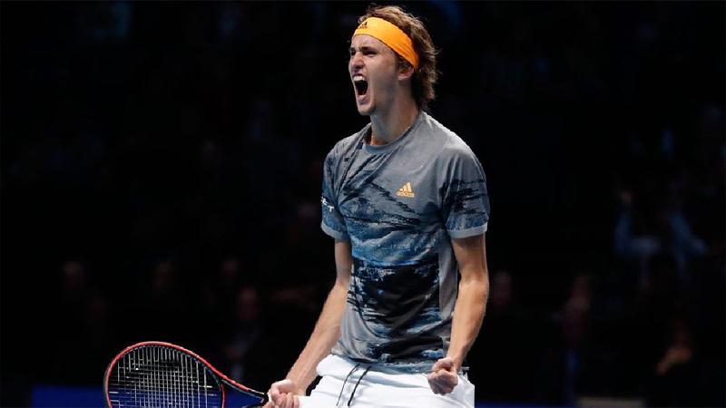 Zverev advances to semis at ATP Finals; Nadal eliminated