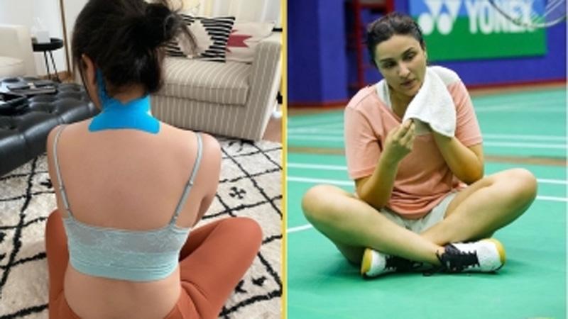 Parineeti Chopra Injured While Preparing For Saina Nehwal Biopic