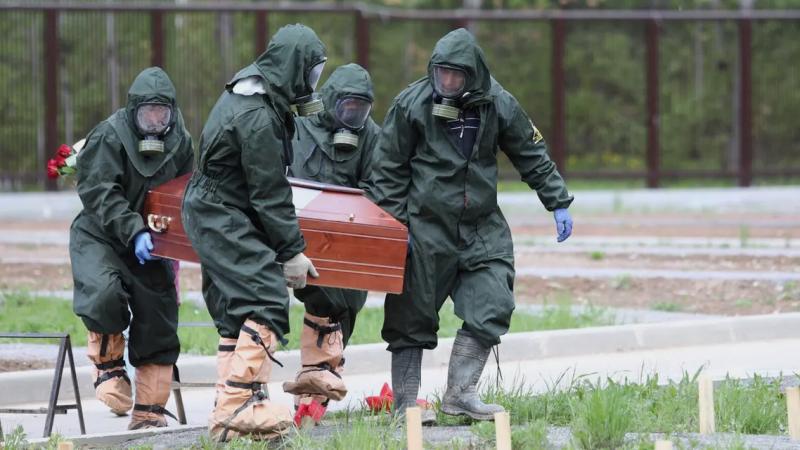 Global Covid-19 death toll nears 2.5 million