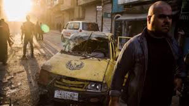 Activists: Car bomb in northeast Syria kills at least 12