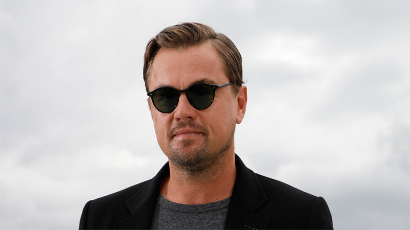 Brazil's president criticizes DiCaprio over Amazon fires