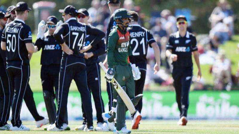 Tigers start T20 series vs New Zealand with big defeat