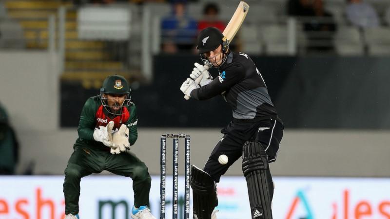 New Zealand hit 141 in 3rd T20I vs Bangladesh