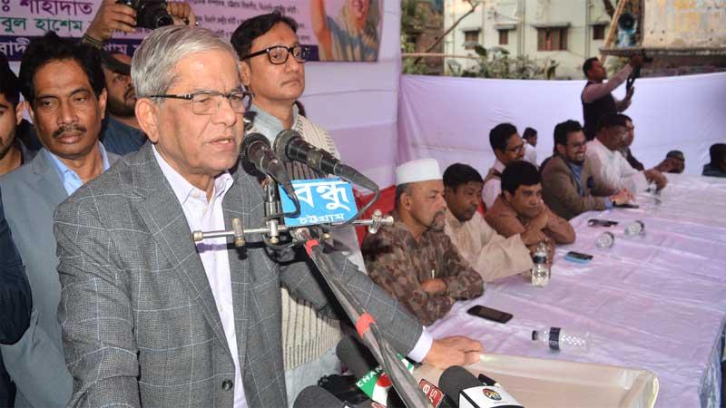 Fakhrul slams govt for 'repressive acts'