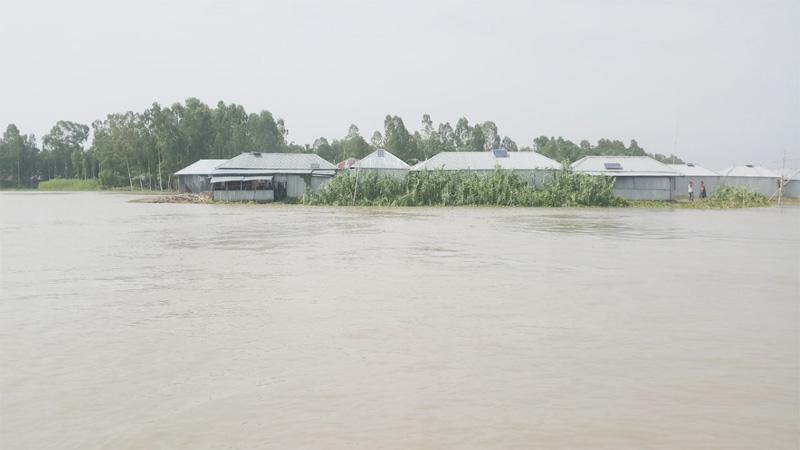 6 people die as flooding worsens in Kurigram