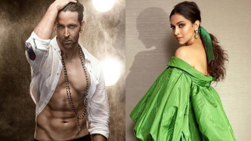 Hrithik Roshan to romance Deepika Padukone in 'Satte Pe Satta' remake