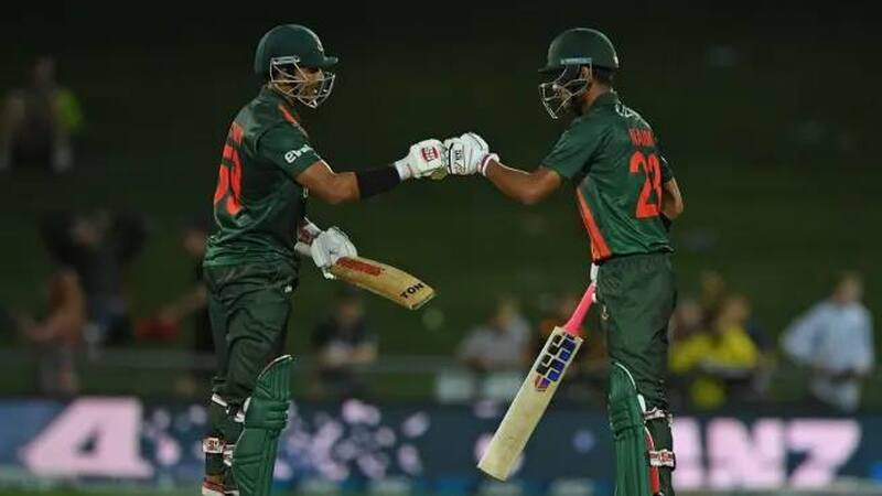 Naim scripts Tigers facile victory in first T20 against Zimbabwe