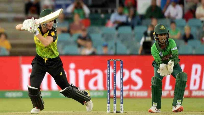 Women's T20 World Cup: Bangladesh suffer big defeat against Australia