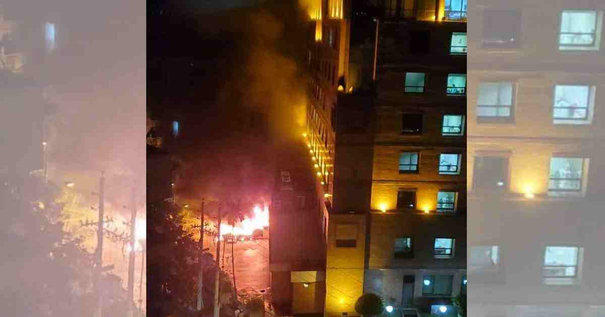 5 coronavirus patients died in United Hospital fire