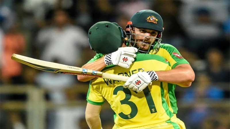 Warner, Finch tons help Australia pummel India by 10 wickets