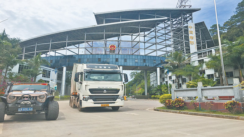 Opening up changes Yunnan's int'l transportation