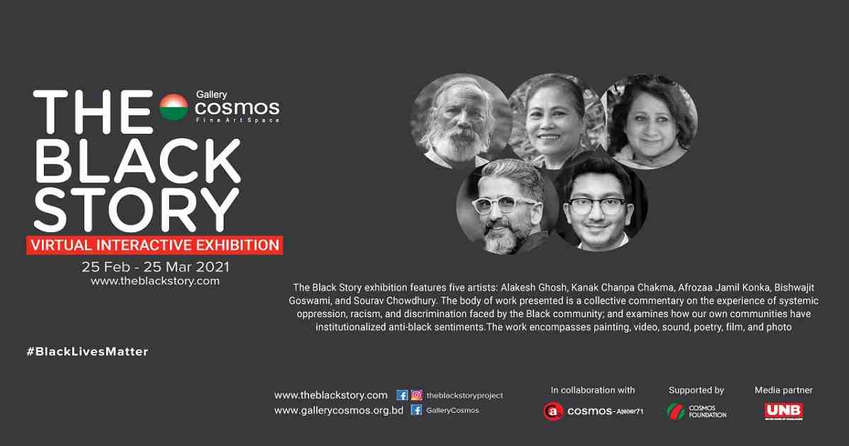 Month-long virtual exhibition 'The Black Story' set to begin Thursday