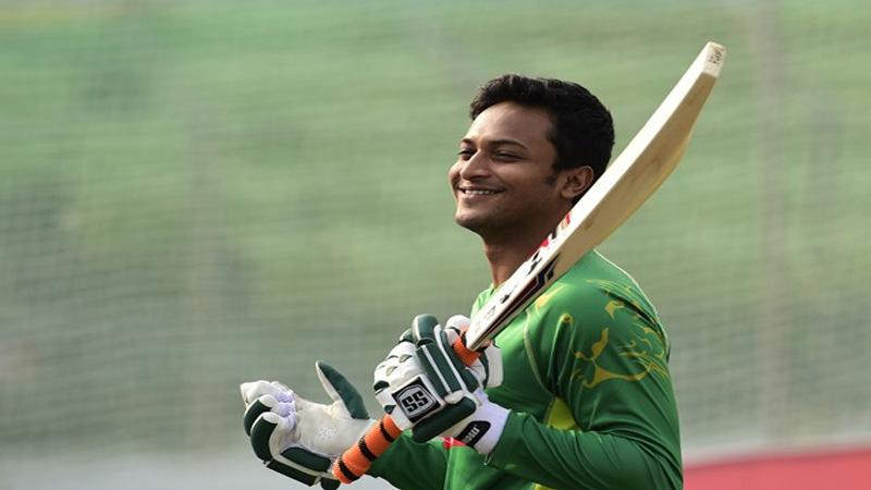 Shakib reclaims top spot in ODI all-rounder rankings