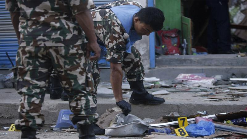 3 killed, 6 injured in Nepal blasts