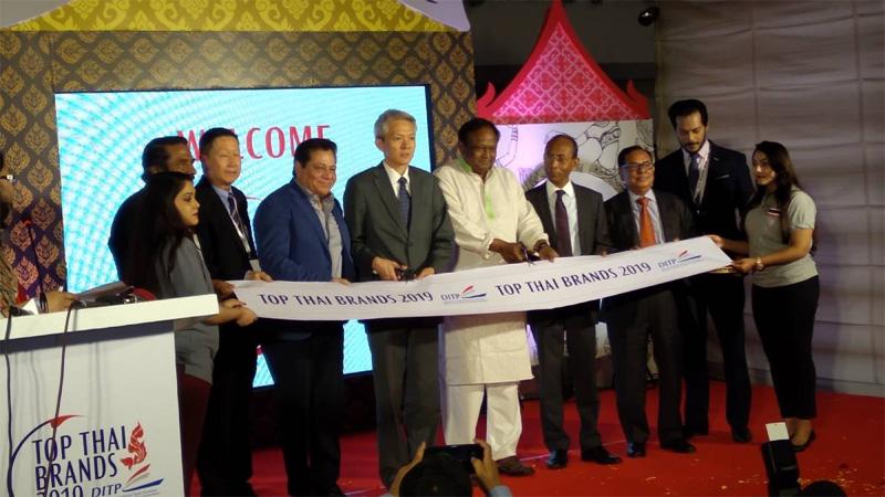 4-day Thai trade fair begins in city