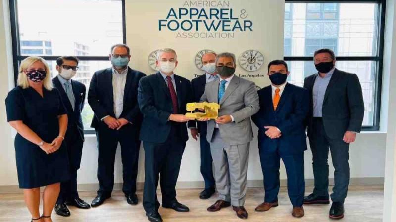 BGMEA urges AAFA to promote Bangladesh's business interests in US market
