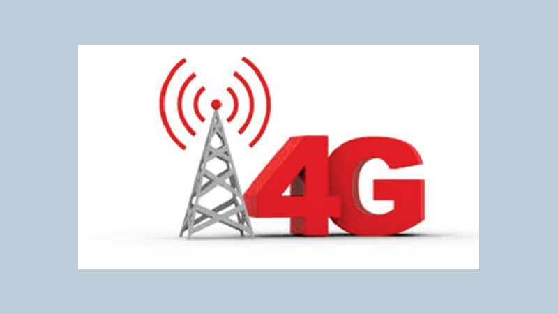 4G service launch delayed