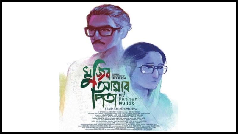 Animation film 'Mujib Amar Pita' set for premiere show on Sept 28