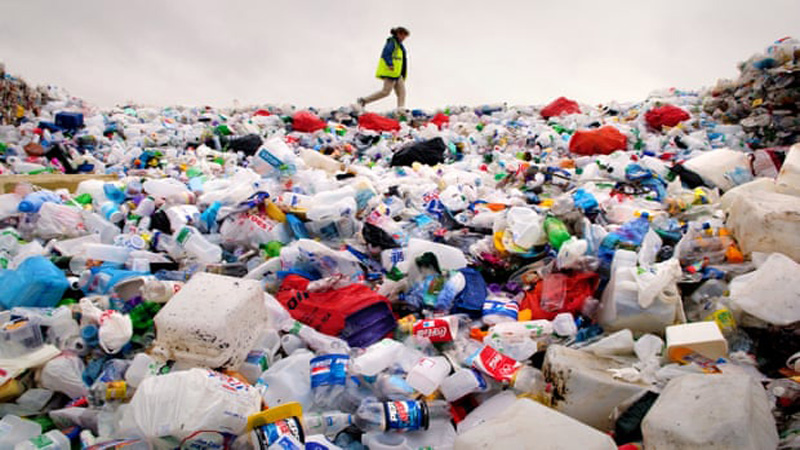 Plastic recycling industry's problems costing councils up to £500,000 a year
