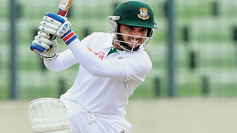 Mominul vows not to let captaincy to affect his performance