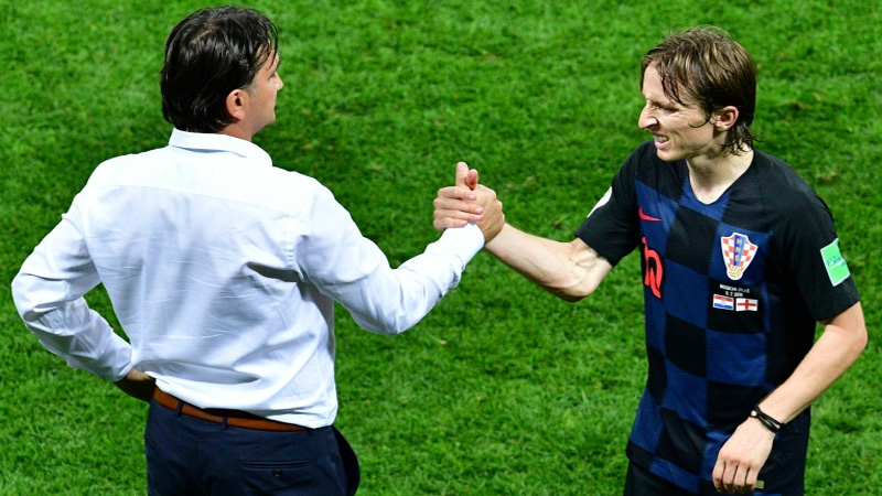 Croatia will be ready for France in World Cup final : Dalic