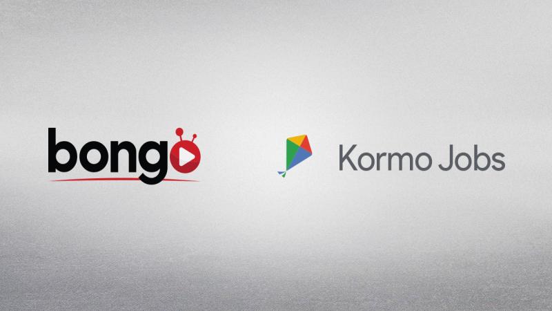 Bongo partners with Kormo Jobs