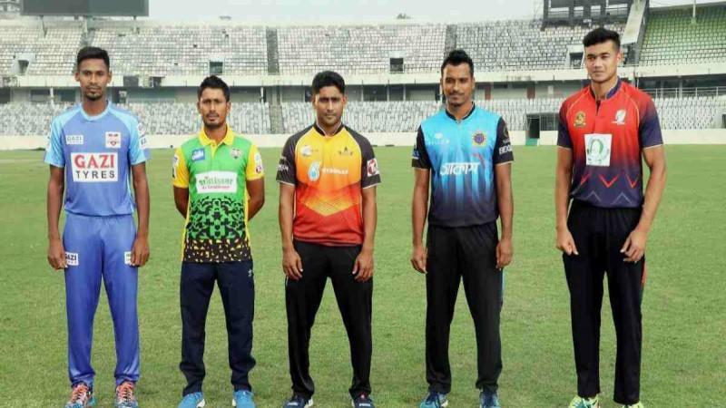 Bangabandhu T20 Cup begins Tuesday as Khulna take favourite tag