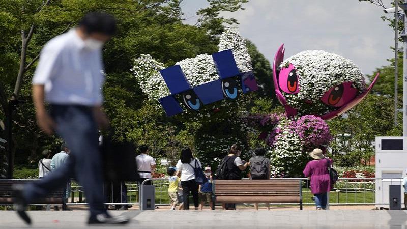 Olympics virus risk inevitable: WHO