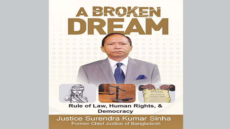 'A broken dream': A book of revenge
