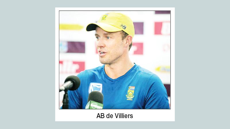 De Villiers to make BPL debut for Rangpur