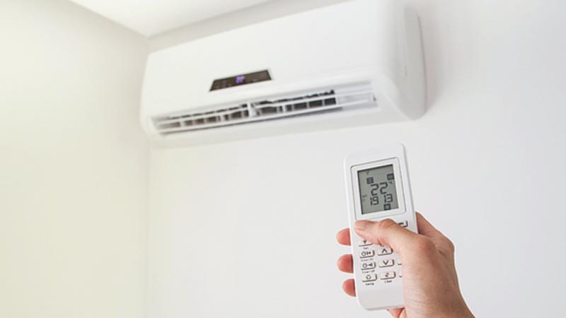 AC sales up as mercury rises