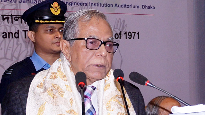 Army must work for welfare of country: President