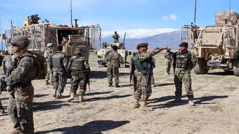 Afghan air raids kill 5 militants in eastern Logar province
