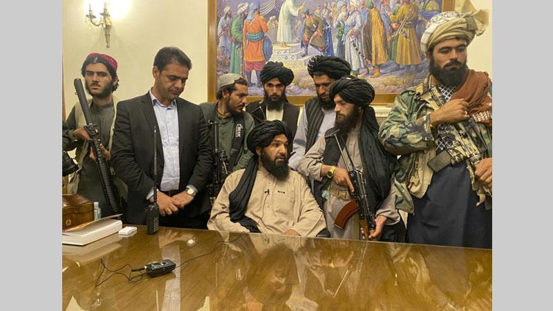 Geopolitics surrounding Afghanistan