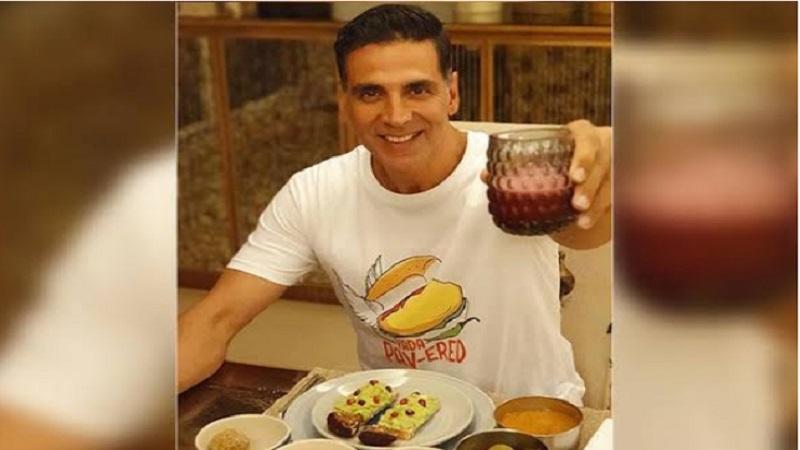 Akshay Kumar reveals he drinks cow urine daily