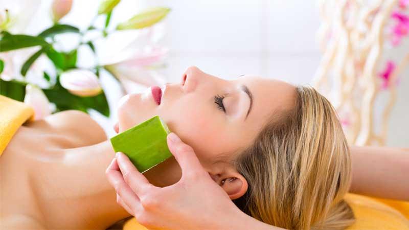 Natural Aloe Vera more effective than artificial toxic creams