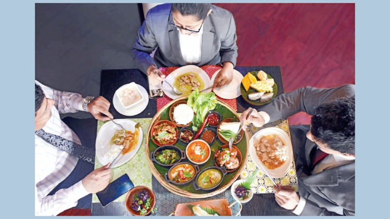 Amari Dhaka launches Thai Power Lunch